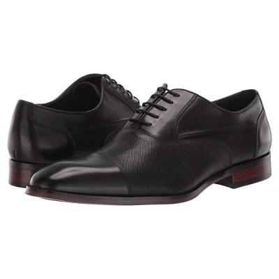 スティーブマッデン Proctr Oxford メンズ オックスフォード Black Leather