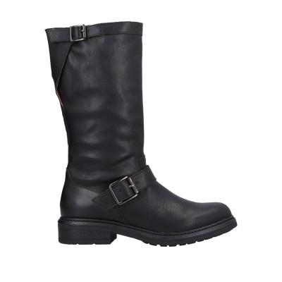 DOCKSTEPS ブーツ ブラック 35 革 ブーツ