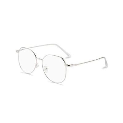 ブルーライトカットメガネPCメガネUV耐性ファッションコンピュータメガネなしユニセックスレディースレディースユニセックス