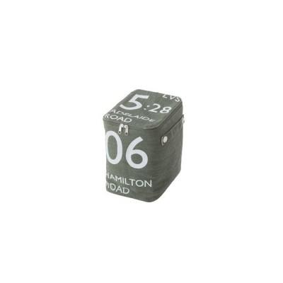 ストレージBOX バスロール ハーフFKG-259GR グリーン