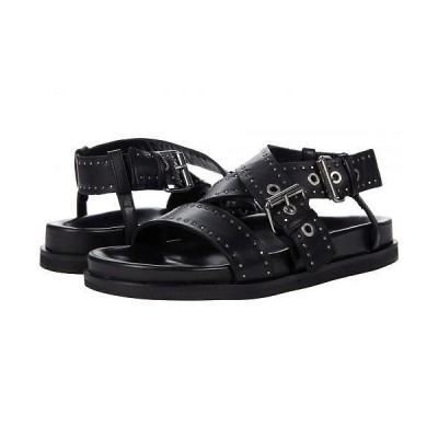 AllSaints レディース 女性用 シューズ 靴 サンダル Nina - Black