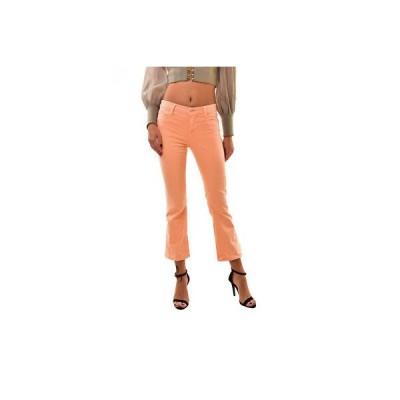ジーンズ ジェイブランド レディース Orange J BRAND Women's New Bright Cropped Mid-Rise Jeans Orange 26 RRP $212 BCF810