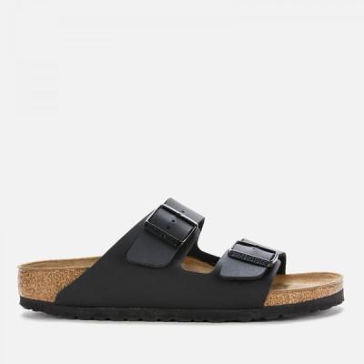 ビルケンシュトック Birkenstock レディース サンダル・ミュール シューズ・靴 Arizona Double Strap Sandals Black