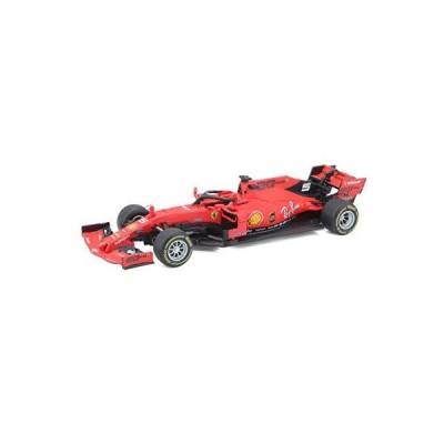 Bburago 02036815 36815 Ferrari SF90 Sebastian Vettel #5と互換性あり[並行輸入品]