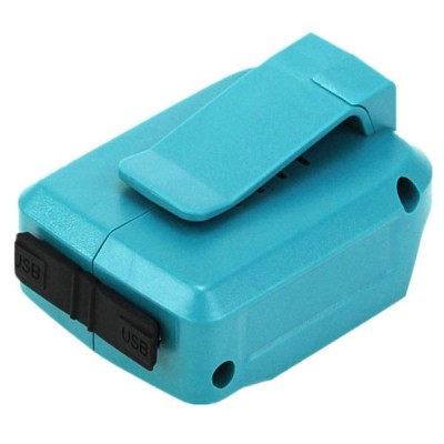 Makita マキタ usb マキタADP05 アダプター用互換アダプタADP05マキタADP05 アダプター 互換USB マキタ14.4V/18V