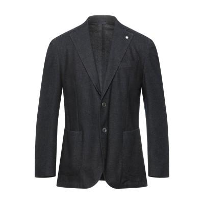 エル・ビー・エム 1911 L.B.M. 1911 テーラードジャケット ダークブルー 52 バージンウール 80% / ポリエステル 20% テー