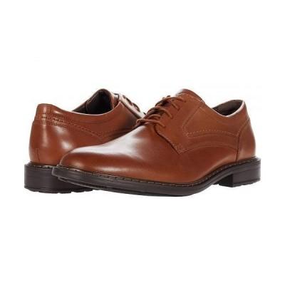 Rockport ロックポート メンズ 男性用 シューズ 靴 オックスフォード 紳士靴 通勤靴 Tanner Plain Toe - Cognac