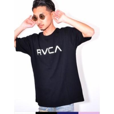 【ゆうメール便送料無料】RVCA ルーカ Tシャツ レディース メンズ 半袖 ブランド スポーツ カジュアル BIG RVCA SS ルカ カットソー トッ