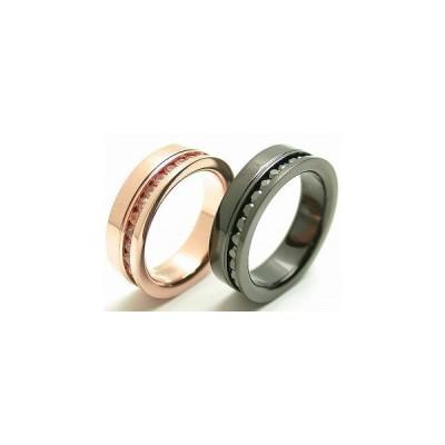 ペアリング 刻印無料 結婚指輪 ペア 安い リング 幅広 ステンレス 指輪 名入れ シルバー ピンク ローズゴールド サージカルステンレス 金属アレルギー対応 人気