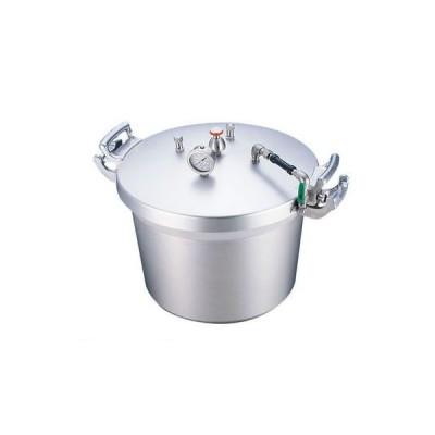 [AAT15050] SAアルミ業務用圧力鍋(第2安全装置付) 50l 4977449310716 ポイント5倍