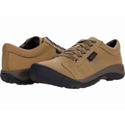 Keen キーン メンズ 男性用 シューズ 靴 スニーカー 運動靴 Austin Canvas Brindle/Bungee Cord【送料無料】