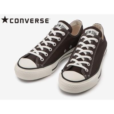 コンバース オールスター made in japan ローカット CONVERSE ALL STAR J OX ダークブラウン