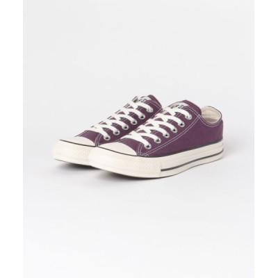 URBAN RESEARCH DOORS/アーバンリサーチ ドアーズ CONVERSE ALL STAR US COLORS OX ビオラパープル 24.5