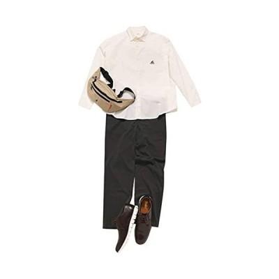 (アーヴェヴェ) a.v.v KANGOL/カンゴール ワイドシルエットシャツ KHBJJ16049 46 ホワイト