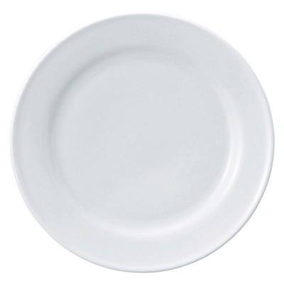 業務用食器 ダイヤセラム 9吋ミート φ23.8×2.4cm