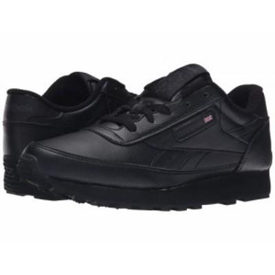 Reebok リーボック レディース 女性用 シューズ 靴 スニーカー 運動靴 Classic Renaissance Black/Solid Grey【送料無料】