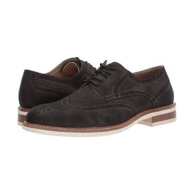 Kenneth Cole Unlisted メンズ 男性用 シューズ 靴 オックスフォード 紳士靴 通勤靴 Jimmie Lace-Up - Dark Grey