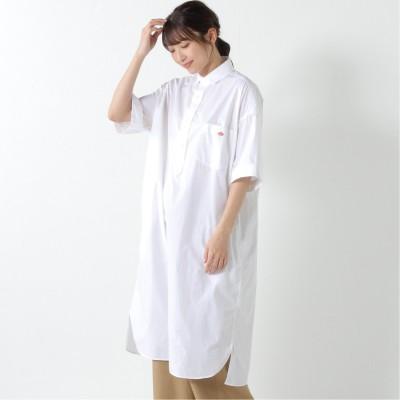 シャツワンピース[日本製]【綿100%】(ダントン/DANTON)