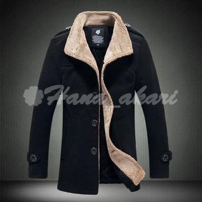 コート メンズ ビジネス 裏起毛 冬 40代 トレンチコート チェスターコート ロング丈 アウター モッズコート ジャケット 大きいサイズ カジュアル おしゃれ 紳士