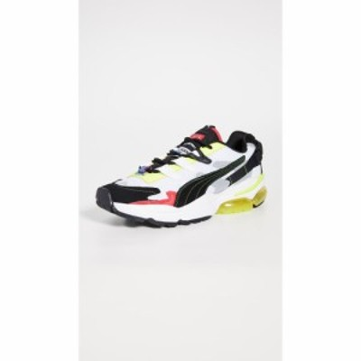 プーマ PUMA Select メンズ スニーカー シューズ・靴 x Ader Error Cell Alien Sneakers Puma White/Puma Black
