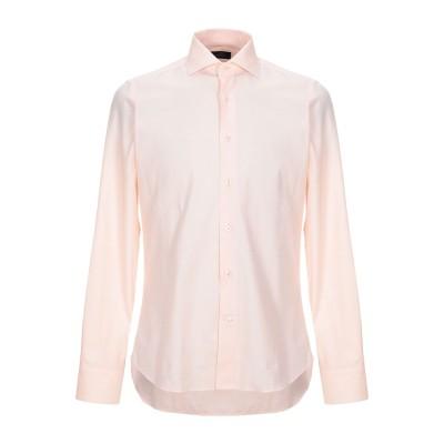 ALEA シャツ あんず色 39 コットン 100% シャツ