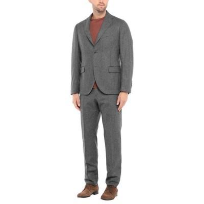 BESPOKE スーツ ファッション  メンズファッション  ジャケット  テーラード、ブレザー 鉛色