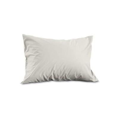 Fab the Home 枕カバー ストーン 43x63cm用 ソリッド FH112811-130