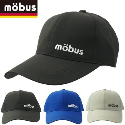 (モーブス)mobus メンズ 帽子 サイド 立体 ロゴ エンブレム ナイロン ツイル スポーツ キャップ 251M20-N