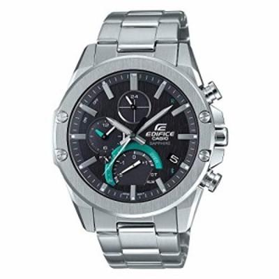 腕時計 カシオ メンズ Casio Men's Edifice Connected Watch with Stainless Steel Strap, Silver, 21.9 (Mo