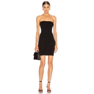 ウォルフォード Wolford レディース ワンピース ワンピース・ドレス Fatal Mini Dress Black