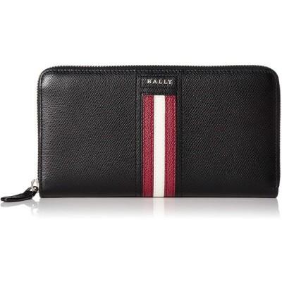 [バリー] 財布 LETTERING TSP 6218049 レタリング トレインスポッティング ブラック [並行輸入品]
