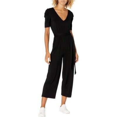 ビービーダコタ BB Dakota レディース オールインワン ジャンプスーツ ワンピース・ドレス Puff Enough Jumpsuit Black