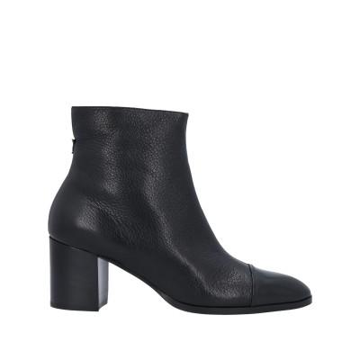 FRANCA ショートブーツ ブラック 36 革 ショートブーツ