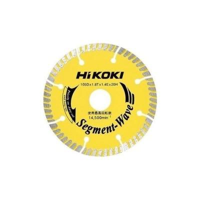 HiKOKI 105mmダイヤモンドカッター スタンダードタイプ 0032-4618