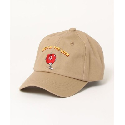 FRUIT OF THE LOOM / FRUIT MAN KIDS LOW CAP KIDS 帽子 > キャップ