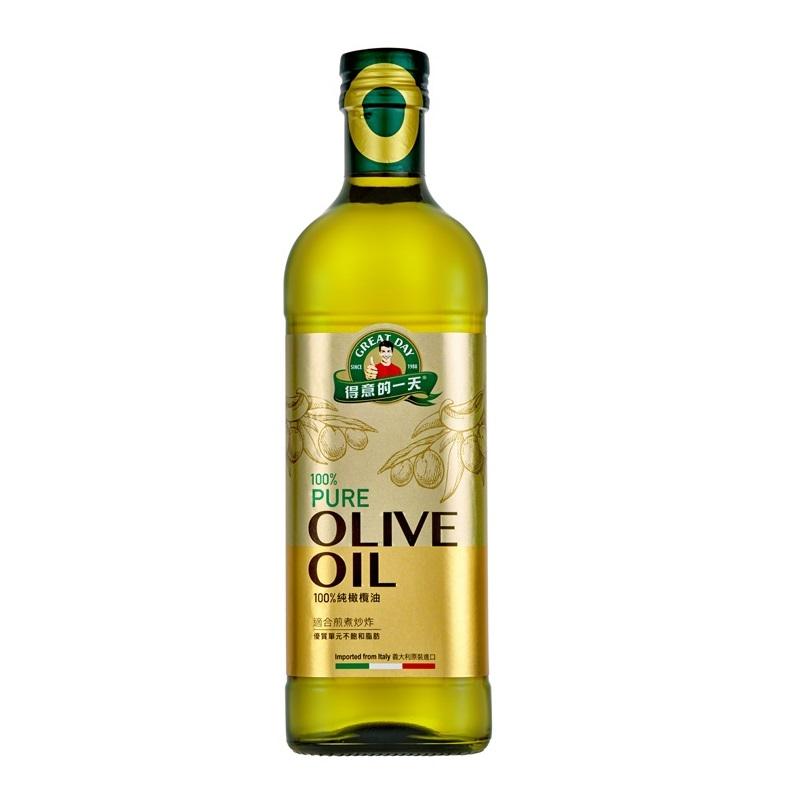得意的一天橄欖油 1000ml