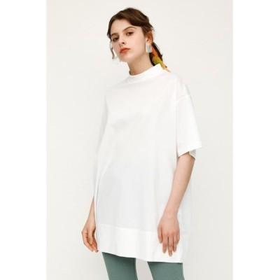 【スライ】 H/N OVER Tシャツ レディース ホワイト 2 SLY