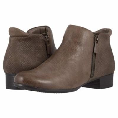 トロッターズ Trotters レディース ブーツ シューズ・靴 Major Dark Taupe