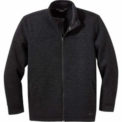 アウトドアリサーチ Outdoor Research メンズ フリース トップス Flurry Zip Jacket Black