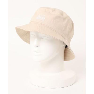 JUNRed / NYC刺繍バケットHAT MEN 帽子 > ハット