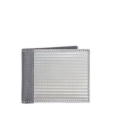 Stewart/Stand RFID Blocking Slim Minimalist Stainless Steel Secure Billfold Wallet for Men 並行輸入品