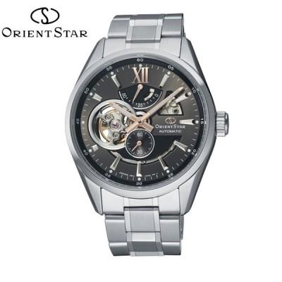 オリエントスター メンズ腕時計 RK-AV0005N モダンスケルトン 自動巻