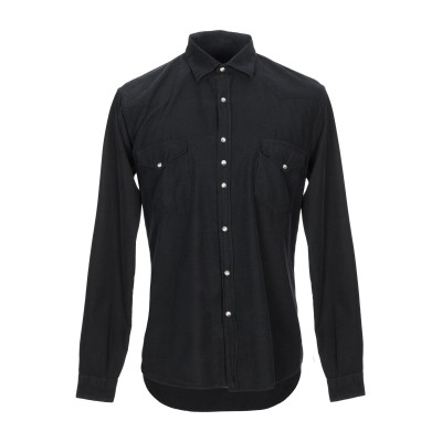 COSTUMEIN シャツ ブラック 50 コットン 100% シャツ