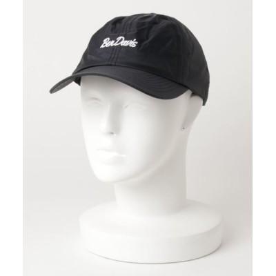 JEANS MATE / 【BEN DAVIS/ベンデイビス】UVカット防水・透湿の機能素材 RAIN CAP BDW-9472 ローキャップ 刺繍 MEN 帽子 > キャップ