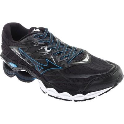 ミズノ スニーカー シューズ メンズ Wave Creation 20 Running Shoe (Men's) Black