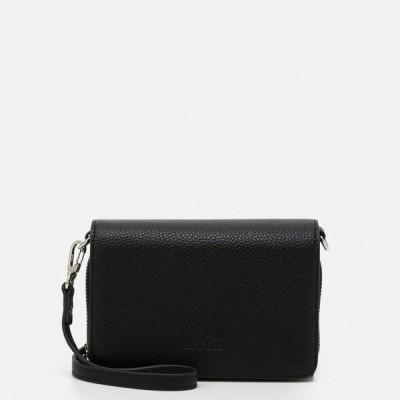 レディース ショルダーバッグ CROSSBODY - Across body bag - black