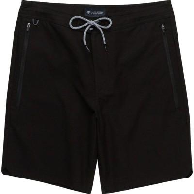 ロアークリバイバル Roark Revival メンズ ショートパンツ ボトムス・パンツ Layover Short Black