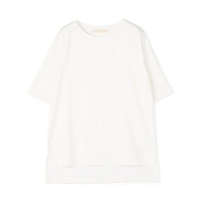 ESTNATION / スピンコットンビッグシルエットTシャツ