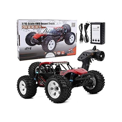1:16 High Speed 45KM/H Remote Control Car for Boys & Girls 4WD 2.4Ghz Remot