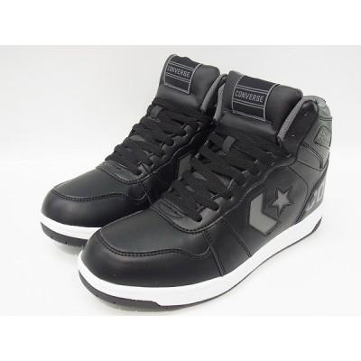 コンバース スニーカー 靴 ネクスター メンズ CONVERSE NEXTAR 1320BL HI BLK ブラック 黒 防水 撥水 防滑 雪寒地対応 数量限定